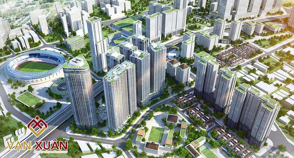 """Mua chung cư giá rẻ tại Hà Nội – Những căn hộ """"hot"""" được quan tâm"""