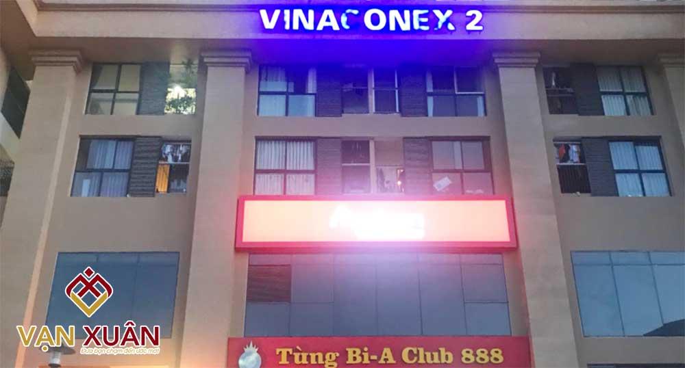 Bán chung cư Kim Văn Kim Lũ Vinaconex 2 đường Nguyễn Xiển