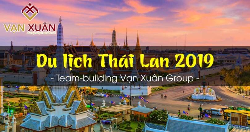 Bạn đã sẵn sàng cho chuyến du lịch Thái Lan 2019 chưa?