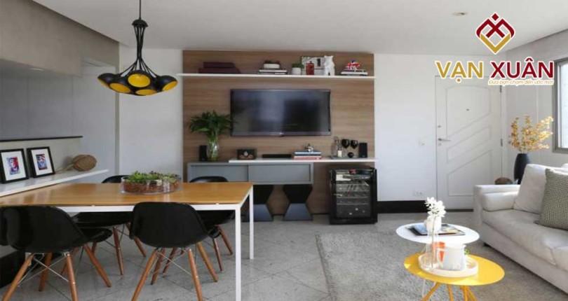 Mẫu thiết kế căn hộ nhỏ 20-29m2 vô cùng tiện nghi