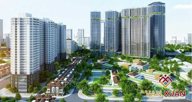 Những chung cư đã hoàn thiện tốt nhất Hà Nội năm 2018