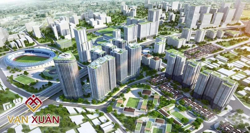 Bán chung cư giá rẻ quận Hoàng Mai
